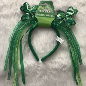 Other - ☘️St Patrick Headband , One Size ☘️